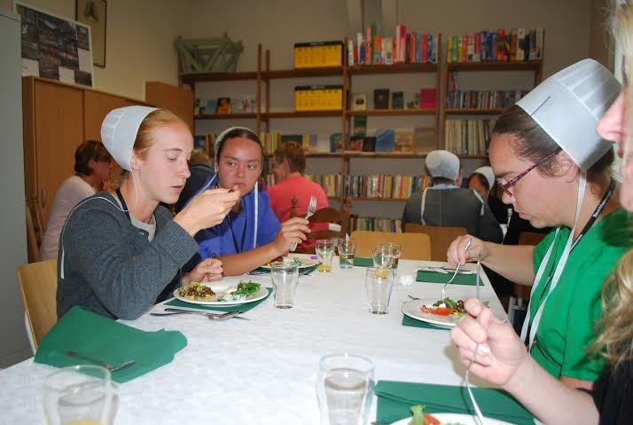 Amish op bezoek in Berltsum en omstreken